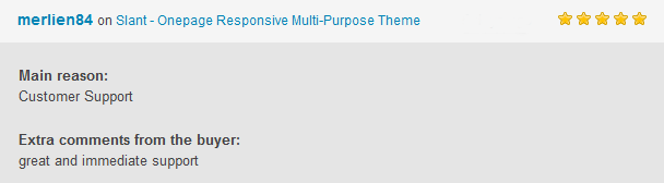 Slant - Onepage Responsive Multi-Purpose Theme