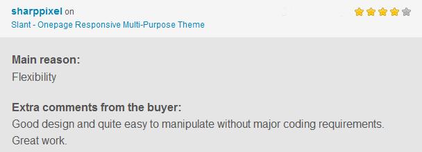 Slant - Onepage Responsive Multi-Purpose Theme